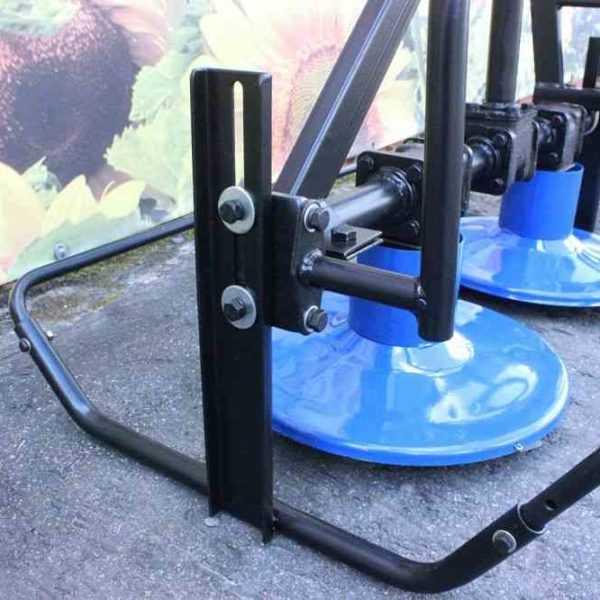 Косилка роторная для минитрактора до 22лс.